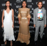 Fashion Blogger Catherine Kallon features Vanity Fair And L'Oréal Paris Celebrate New Hollywood