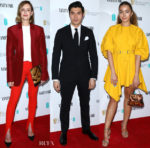 Fashion Blogger Catherine Kallon features Vanity Fair EE Rising Star Party