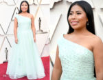 Fashion Blogger Catherine Kallon features Yalitza Aparicio In Rodarte - 2019 Oscars