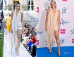 Anne-Marie In Jacquemus - The Global Awards 2019
