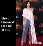 Best Dressed Of The Week - Gemma Chan In Ralph & Russo Couture