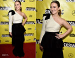 Billie Lourd In Rebecca de Ravenel - 'Booksmart' SXSW Premiere
