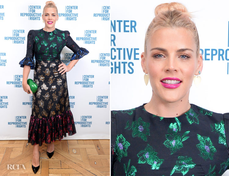 Busy Philipps In The Vampire's Wife - The Center for Reproductive Rights Inaugural Los Angeles Benefit