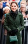 Catherine, Duchess of Cambridge In Sportmax & MICHAEL Michael Kors - Blackpool Visit