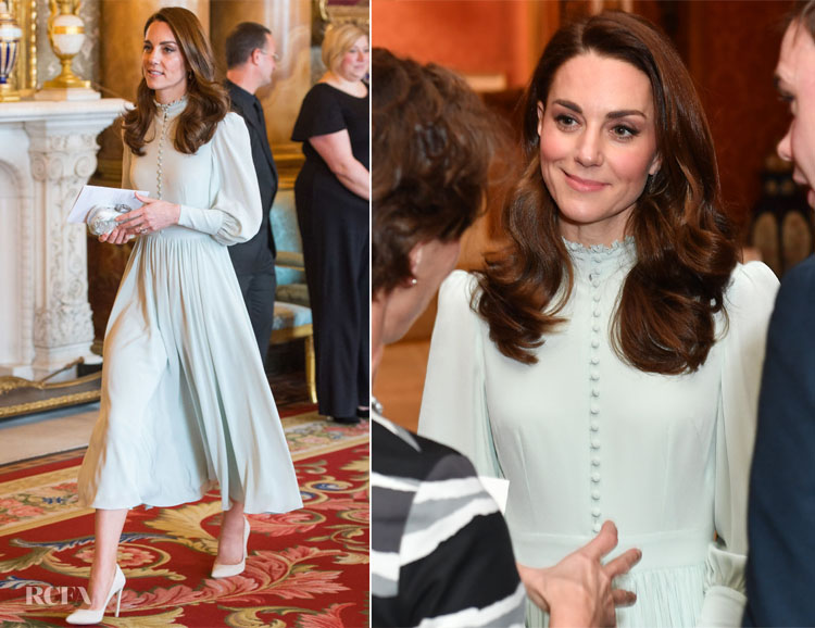 Catherine, Duchess of Cambridge - The 50th Anniversary Of The ...