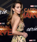 Chloe Bennet In Galia Lahav - 'Captain Marvel' LA Premiere