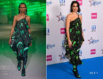 Dua Lipa In Marine Serre - The Global Awards 2019