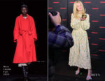 Elle Fanning In Marc Jacobs - Cinequest Film Festival