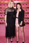 Elle Fanning Presents Miu Miu's New 'Twist' Fragrance In Shanghai
