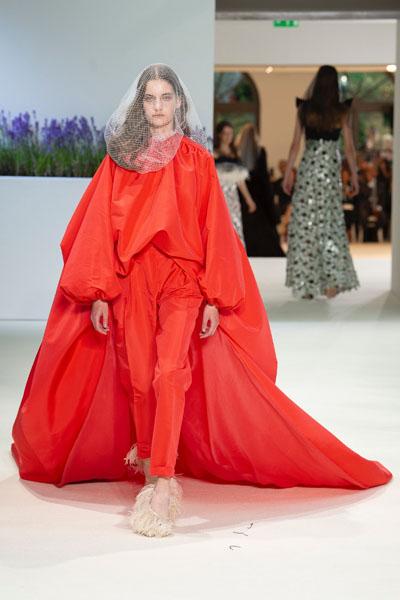 Giambattista Valli Fall 2018 Haute Couture