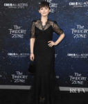 Ginnifer Goodwin Goes Back To Black For 'The Twilight Zone' LA Premiere