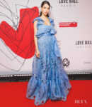 Jessica Kahawaty Gives This Valentino Gown A Second Outing At 'Love Ball Arabia'