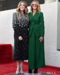Julia Roberts Honors Rita Wilson At The Hollywood Walk of Fame Ceremony