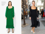 Karlie Kloss In Proenza Schouler - The Today Show