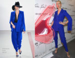 Karolina Kurkova In Hellessy & Solace London - The CYBEX by KAROLINA KURKOVA Collection Launch