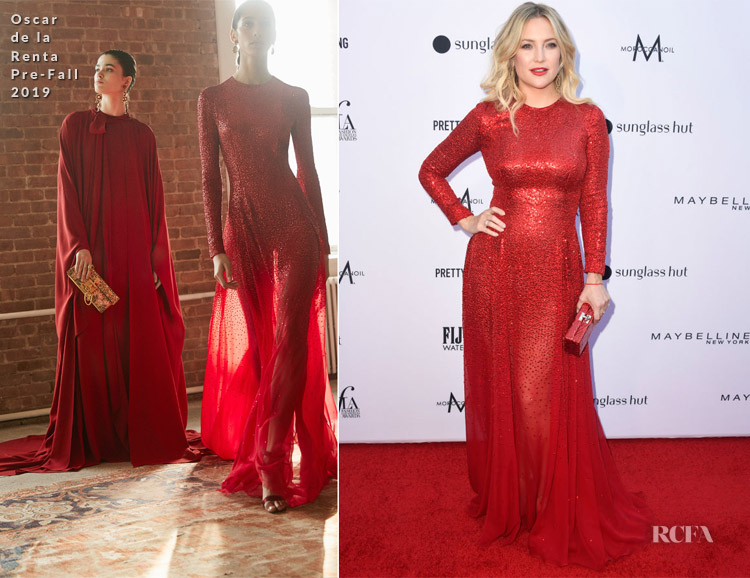 7bce61a3942c5e Kate Hudson In Oscar de la Renta - The Daily Front Row's 5th Annual Fashion  Los