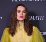 Keira Knightley In Valentino - 'The Aftermath' New York Screening