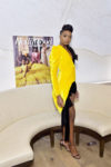 Kiki Layne In Hellessy - The Hollywood Reporter And Jimmy Choo Power Stylists Dinner