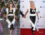Lady Gaga In Rodarte - The Daily Front Row's 5th Annual Fashion Los Angeles Awards