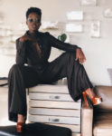 Lupita Nyong'o Was Looking Like A Hot Chocolate Snack On Instagram