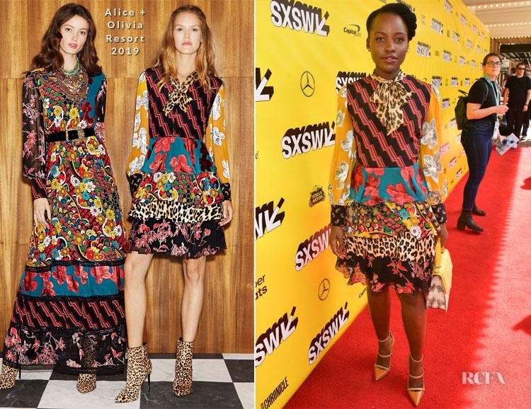 Lupita Nyong'o In Honayda - 'Us' SXSW Premiere