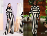 Lupita Nyong'o In Christian Siriano - The Ellen Show