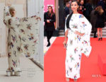 Maya Jama In Solace London - The Prince's Trust, TKMaxx And Homesense Awards
