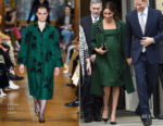 Meghan, Duchess of Sussex In Erdem - Commonwealth Day Youth Event