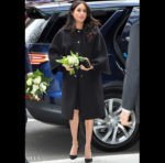 Meghan, Duchess of Sussex In Gucci - New Zealand House