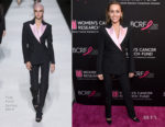 Miley Cyrus In Tom Ford - The Women's Cancer Research Fund's An Unforgettable Evening Benefit Gala