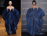Naomi Campbell In Iris van Herpen Haute Couture - 'La Nuit' by Sofitel Party