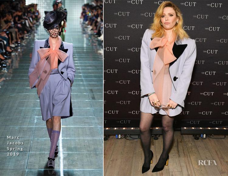 Natasha Lyonne In Marc Jacobs - The Cut's How I Get It Done