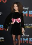 Nico Parker In Gucci - 'Dumbo' LA Premiere