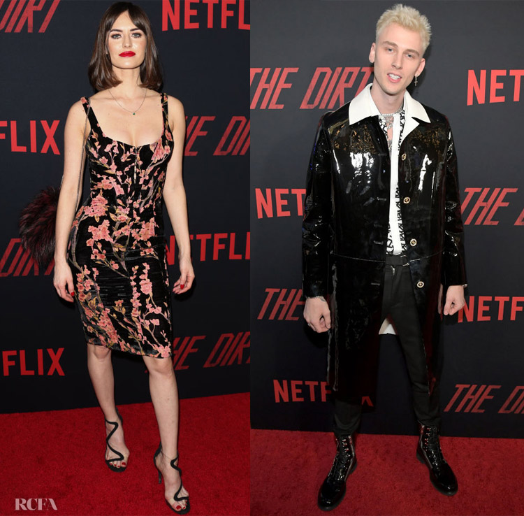 Premiere Of Netflix's 'The Dirt'