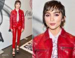 Rowan Blanchard In J Brand - Shiseido Makeup Launch