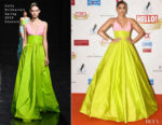 Sonam Kapoor In Celia Kritharioti Couture - Hello Hall Of Fame Awards 2019