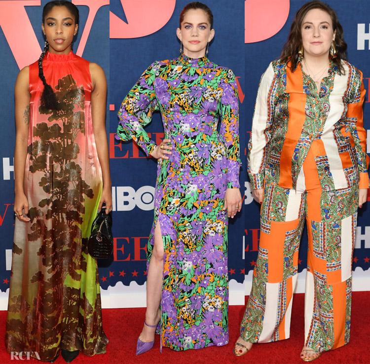 Veep' Season 7 Premiere - Red Carpet Fashion Awards