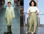 Yara Shahidi In Marc Jacobs - Barbie's 60th Anniversary & International Women's Day