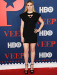 Zosia Mamet Has A Mini Moment At The 'Veep' Season 7 Premiere