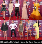Who Was Your Best Dressed At The 2019 iHeartRadio Music Awards?