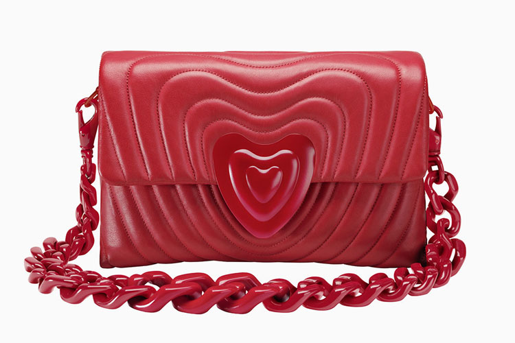 Heart Bag by Rita Ora, €999, escada.com