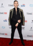 Adam Rippon Doesn't Do The Traditional Tux For The TIME 100 Gala