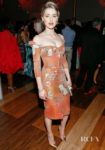 Amber Heard Turns Heads In Bold Floral At The Vital Voices Global Leadership Awards