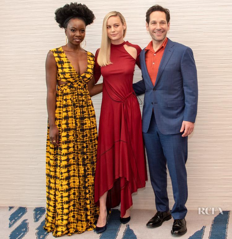 'Avengers: Endgame' Press Conference