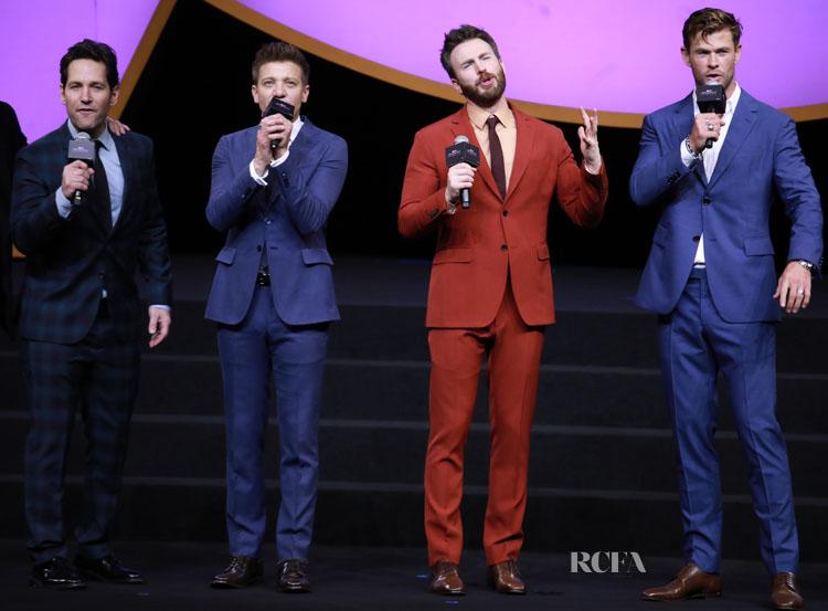 'Avengers: Endgame' Shanghai Premiere
