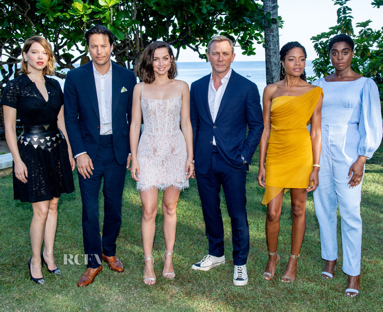 'Bond 25' Cast Photocall