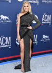 Carrie Underwood Returns To The Red Carpet For The 2019 ACM Awards