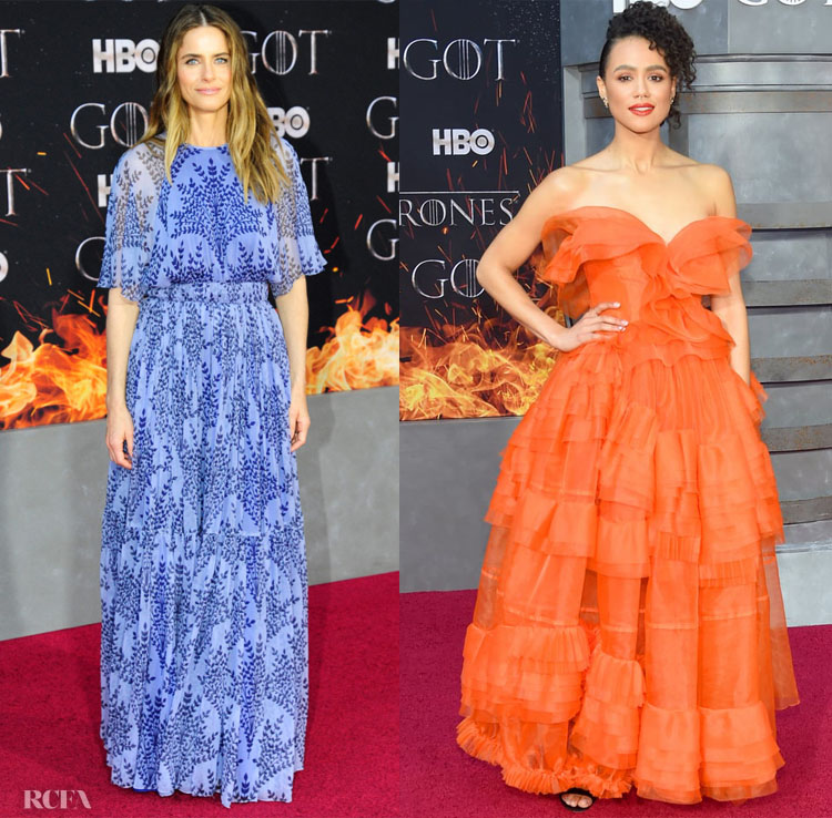 Game Of Thrones' Season 8 New York Premiere