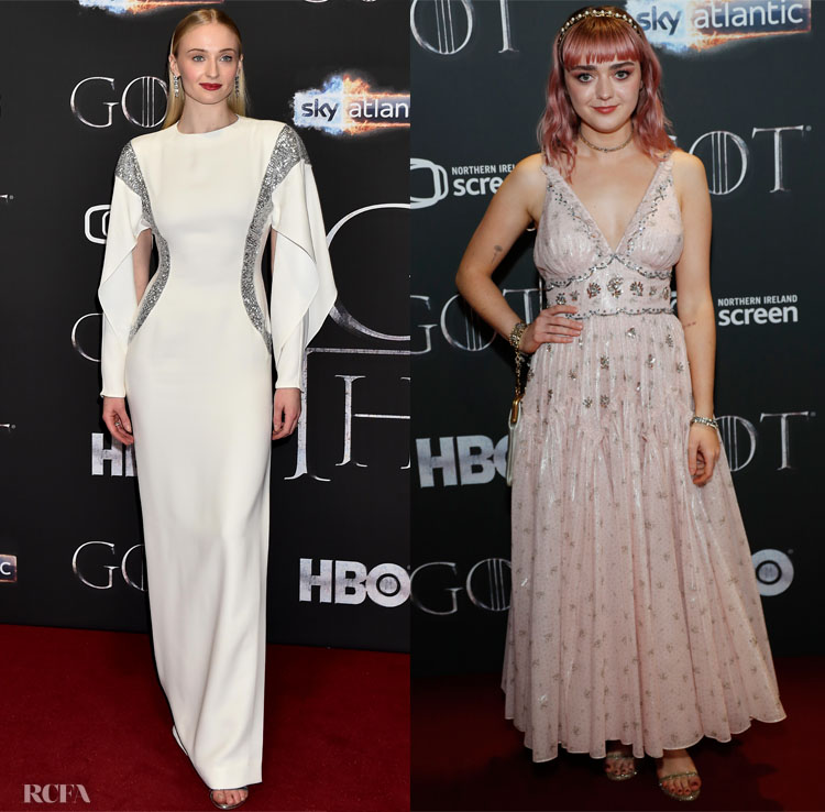 'Game Of Thrones' Season 8 Belfast Premiere