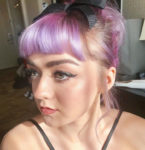 Get The Look: Maisie Williams' Urban Decay Game of Thrones Makeup Collection
